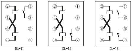DL-12内部接线图
