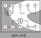 RDL-D内部接线图