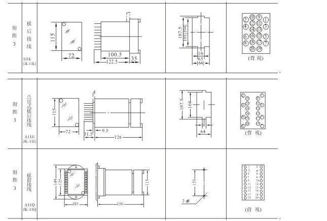 SSJ8-21D外形及开孔尺寸附图3