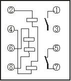 DT-1/200同期必赢appbwin接线图