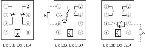 DX-31B、DX-32B技术数据