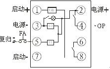 JX-11必赢appbwin背面接线图1