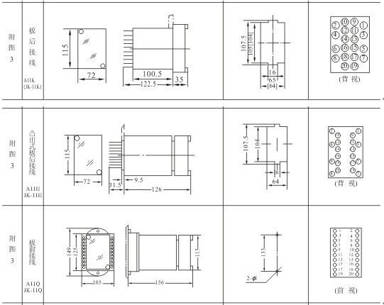 DZJ-214、DZJ-214结构与工作原理