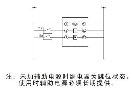 RZH-D 实例接线图