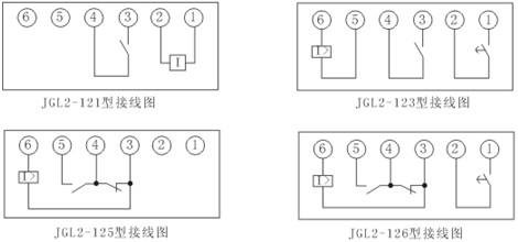 JGL2-123内部接线图