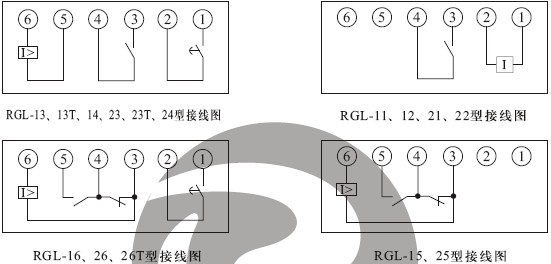 RGL-25产品接线图