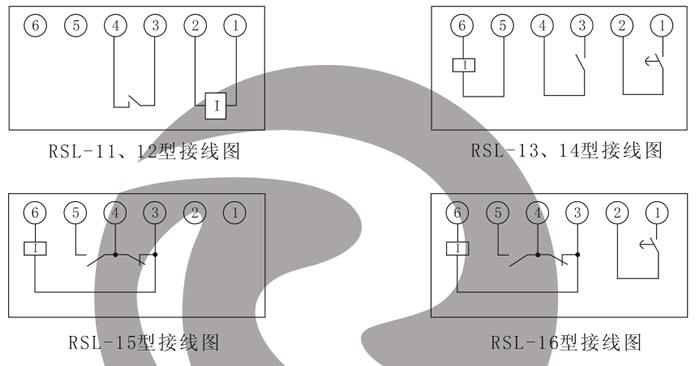 RSL-16产品接线图